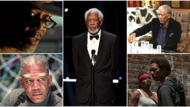 Morgan Freeman Birthday: 7 Movies Where The Dark Knight Star Took a Break From Being Mr Nice and Enjoyed Being Evil!