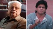 Basu Chatterjee Passes Away: When Shah Rukh Khan Turned Narrator for the Director's 1997 Comedy Film (Watch Video)