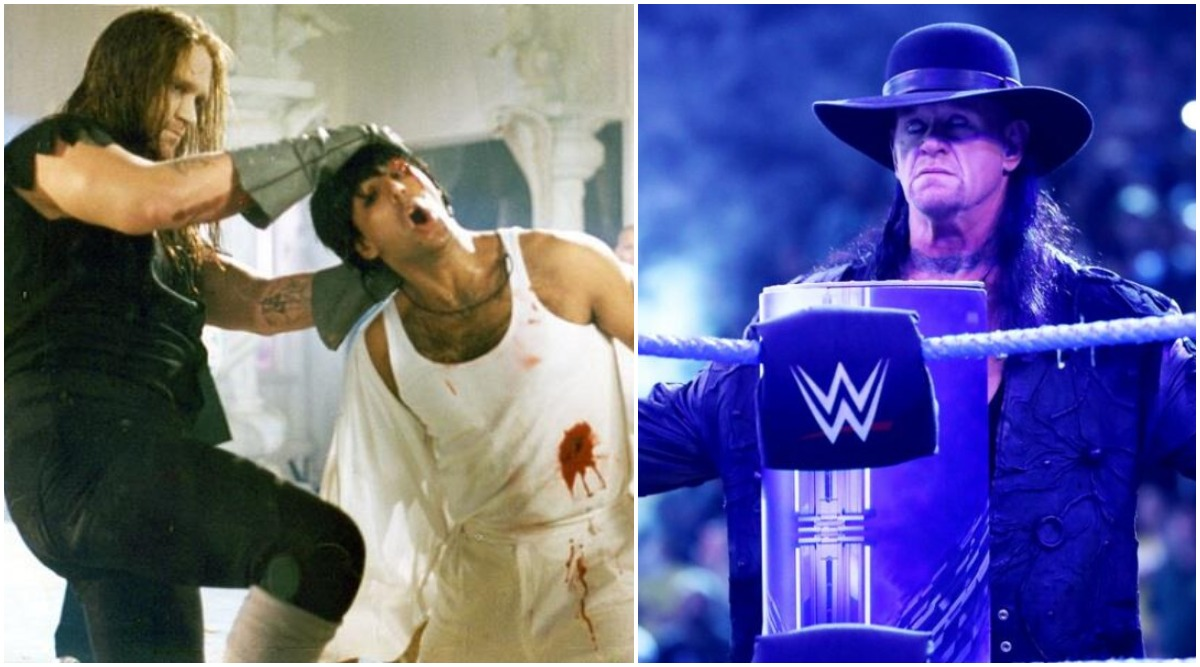 The Undertaker Announces Retirement Throwback When This Akshay Kumar Film Fooled Us Into Thinking The Wwe Star Made His Way To Bollywood Latestly