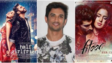 Sushant Singh Rajput Was NOT Replaced In Fitoor And Half Girlfriend Over Nepotism; The Late Actor Revealed The Truth in An Old Interview