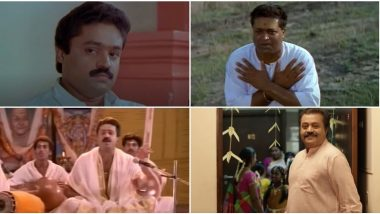 Suresh Gopi Birthday Special: From Innale to Varane Avashyamundu, 10 Awesome Performances by the Superstar That Are Shorn of Crowd-Pleasing Machismo