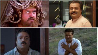 Suresh Gopi Birthday Special: From Innale to Varane Avashyamundu, 10 Brilliant Performances of the Superstar Devoid of Crowd-Pleasing Machismo