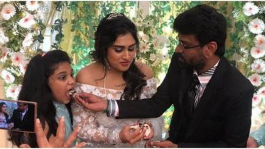 Bigg Boss Tamil 3 Fame Vanitha Vijayakumar Reacts to Husband Peter Paul Receiving a Legal Notice From His Ex-Wife
