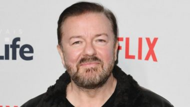 Ricky Gervais Only Prefers Italian Restaurants During His International Travel Schedules