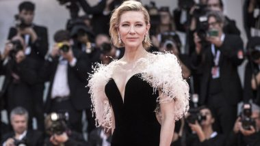 Cate Blanchett on Gender Disparity in Hollywood: Pushing Towards Equality Is Not Just a Fashionable Moment in Time