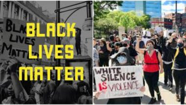 #BlackLivesMatter Protest in the USA Remind Twitterati of Movies Like Joker, The Purge, The Dark Knight and V For Vendetta (View Tweets)