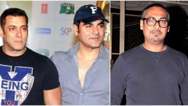 Salman Khan - Abhinav Kashyap Controversy: Arbaaz Takes a Legal Action Against the Director after He Tags Being Human Organisation as a Front for Money Laundering