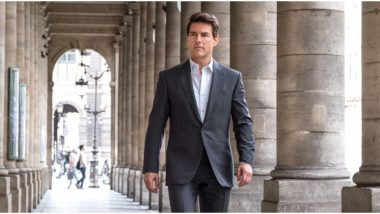 Tom Cruise Will Resume the Shooting of Mission Impossible 7 in September