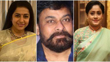 Lucifer Remake: Are Suhasini and Vijayashanti in Talks for Megastar Chiranjeevi Starrer?