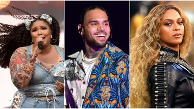 BET Awards 2020 Winners List: Chris Brown and Lizzo Win Big; Beyoncé Honored with the Humanitarian Award