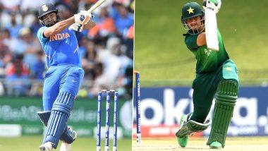 Rohit Sharma Is Haider Ali's Role Model, Young Batsman Says 'I Want to Give the Same Start to the Pakistan Team'