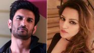 Sushant Singh Rajput Death Probe: Actor's Sister Shweta Singh Kirti Expresses Relief as Case Transferred to CBI