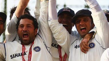 Rahul Dravid Pips Sachin Tendulkar As Greatest Indian Test Batsman in Wisden India's Facebook Poll, Virat Kohli Misses Out on Third Spot Against Sunil Gavaskar