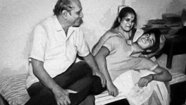 Sachin Tendulkar Gets Nostalgic on Global Parents Day, Shares a Rare Black & White Photo With his Parents
