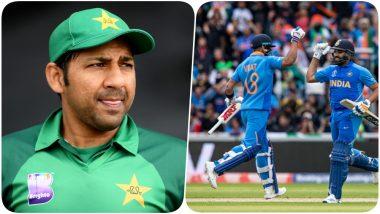 Sarfaraz Ahmed Gives His Take on Virat Kohli vs Rohit Sharma Debate, Rates Indian Cricket Captain as Best Player in the World