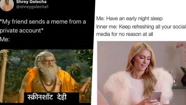 Social Media Day 2020 Funny Memes: These Jokes on Using Instagram, Facebook, Twitter and Other Apps Perfectly Show Why We Just Cannot Do Without Them