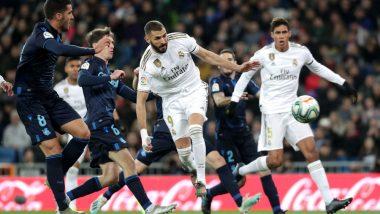 Real Sociedad vs Real Madrid, La Liga 2020: Check Out Predicted Line-Ups for RS vs RM