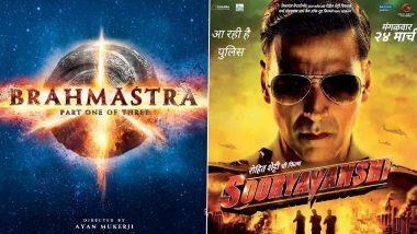 Box Office: Karan Johar's Sooryavanshi and Brahmastra To Be Affected By Backlash Over Sushant Singh Rajput's Demise?