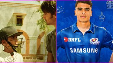 Sushant Singh Rajput's Kai Po Che! Co-Actor, Mumbai Indians Cricketer Digvijay Deshmukh Reveals About a Promise Made to the Late Actor He Failed to Fulfil