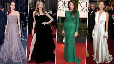 Angelina Jolie Birthday Special: A Fashion Czarina Whose Humble Wardrobe is Every Girl's Fantasy (View Pics)