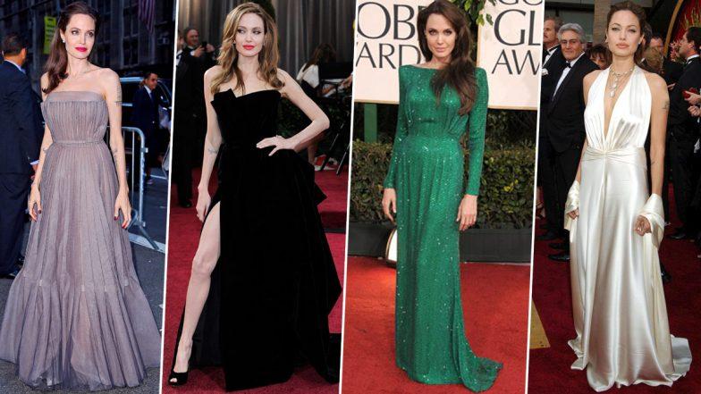 Angelina Jolie Birthday Special: A Fashion Czarina Whose Humble Wardrobe is Every Girl's Fantasy (View Pics)