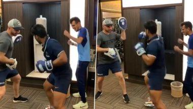 Yuzvendra Chahal's Training Video With Rishabh Pant Will Make You Go Rofl! (View Post)