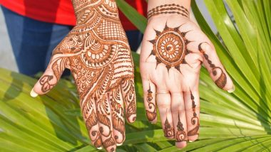 Easy Mehndi Designs for Vat Purnima 2020: Traditional Henna Patterns and Quick Tricks to Make Beautiful Vat Savitri Mehendi