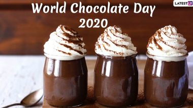 World Chocolate Day 2020: Enjoy Healthy Dark Chocolate Avocado Pudding Guilt-Free With This Recipe (Watch Video)