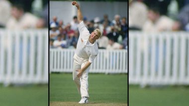 This Day That Year: When Shane Warne's 'Ball of the Century' Stunned Mike Gatting (Watch Video)