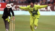 Wasim Akram Birthday Special: 7 Interesting Facts and Family Photos of Sultan of Swing