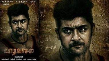 Vaadi Vasal: Suriya Gives a Birthday Treat to his Fans By Unveiling the First Look From His Next with Vetri Maaran