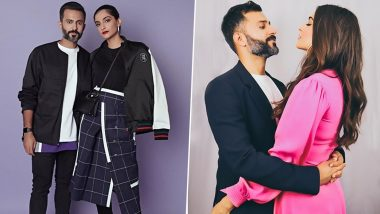 On Anand Ahuja's Birthday, Let's Take a Look at His Adorable Pictures with Wifey Sonam Kapoor