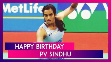 Happy Birthday PV Sindhu: 4 Top Wins of Indian Badminton Player