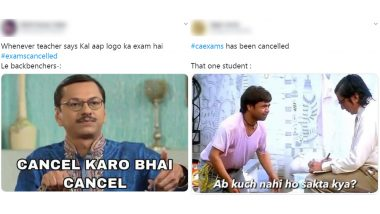 #ExamsCancelled Funny Memes and Jokes Are Hilarious AF! Students Trend #CAExams After ICAI Cancels CA May 2020 Exams and Merge It With November Attempt