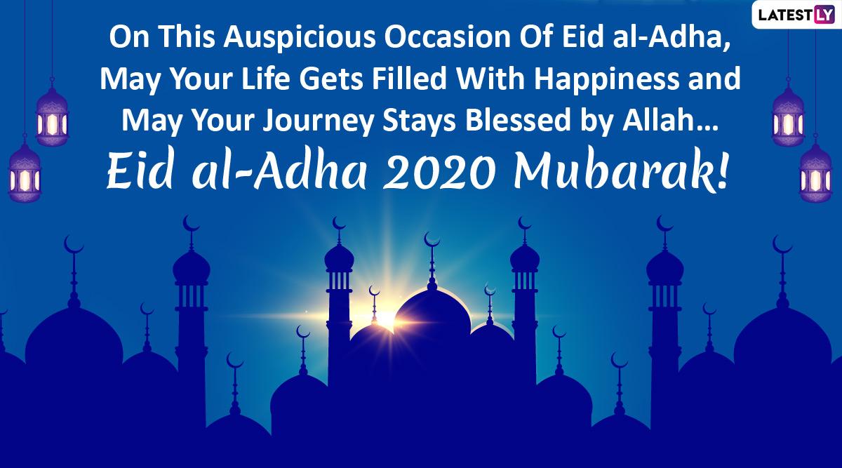 bakra eid mubarak 2020 greetings and eid aladha hd images