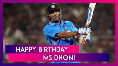 Happy Birthday MS Dhoni Three Of His 'Unbreakable' Captaincy Records