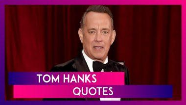 Tom Hanks Birthday Special: Checking Some Of The Most Popular And Relevant Quotes From His Movies