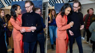 Tom Hiddleston and Co-Star Zawe Ashton Living Together in Atlanta, Spark Dating Rumours