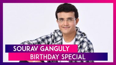 Happy Birthday Sourav Ganguly: 7 Quotes About Dada by Rahul Dravid, MS Dhoni And Others