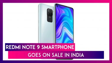 Redmi Note 9 With A 5,020mAh Battery Goes On Sale In India; Check Prices, Variants, Features & Specifications