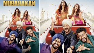 Mubarakan Completes 3 Years: Arjun Kapoor Revisits His Experience of Shooting for Anees Bazmee Comedy