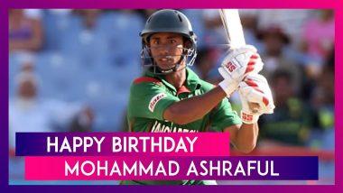Happy Birthday Mohammad Ashraful: Best Knocks By The Bangladesh Batsman