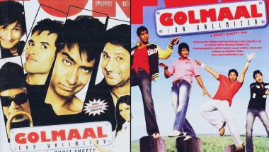 14 Years of Golmaal: Arshad Warsi, Tusshar Kapoor Get Nostalgic About Rohit Shetty's Super-Hit Comedy