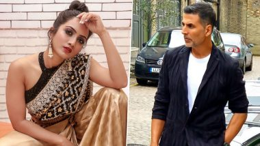 Akshay Kumar's Laxmmi Bomb Co-Star Amika Shail Says Working with the Actor Is a Dream Come True