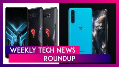 Weekly Tech Roundup: OnePlus Nord, OnePlus Buds, Redmi Note 9 & Asus ROG Phone 3 & More
