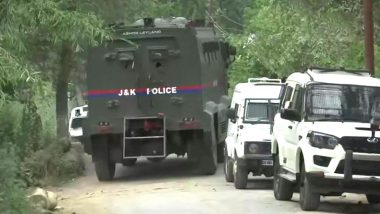 Machil Encounter: Indian Army Officer, 3 Soldiers Martyred During Anti-Terror Operation in J&K's Kupwara District, 3 Terrorists Gunned Down