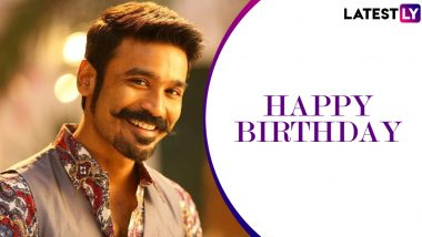 Dhanush Birthday: From Acting, Singing to Directing, Here's How D Has Progressed Steadily Through His Career