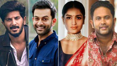 Dulquer Salmaan Birthday: Prithviraj Sukumaran, Saniya Iyappan, Aju Varghese Wish Mollywood's Hunk On His Special Day! (View Posts)