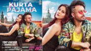 Kurta Pajama First Look: Shehnaaz Gill's Glamorous Look in This Tony Kakkar Song Will Steal Your Heart, Video to Release on July 17