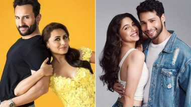 Bunty Aur Babli 2: Shooting Of Saif Ali Khan, Rani Mukerji, Siddhant Chaturvedi, Sharvari Wagh Starrer To Resume In August?